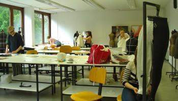 FH Bielefeld /2012 Sommersemester - Drapieren 2